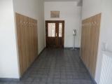 Vstup do budovy - klubovna