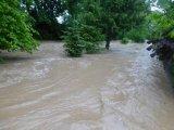 povodeň Babiččino údolí