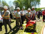 hasičská soutěž